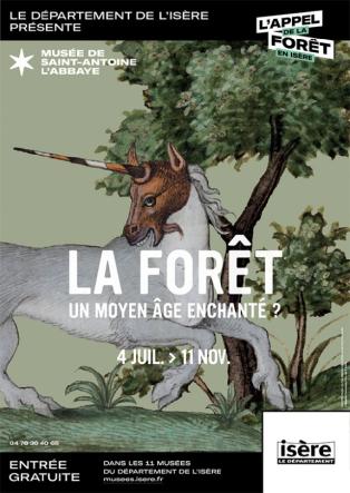 Affiche de : La forêt, un Moyen Âge enchanté ?