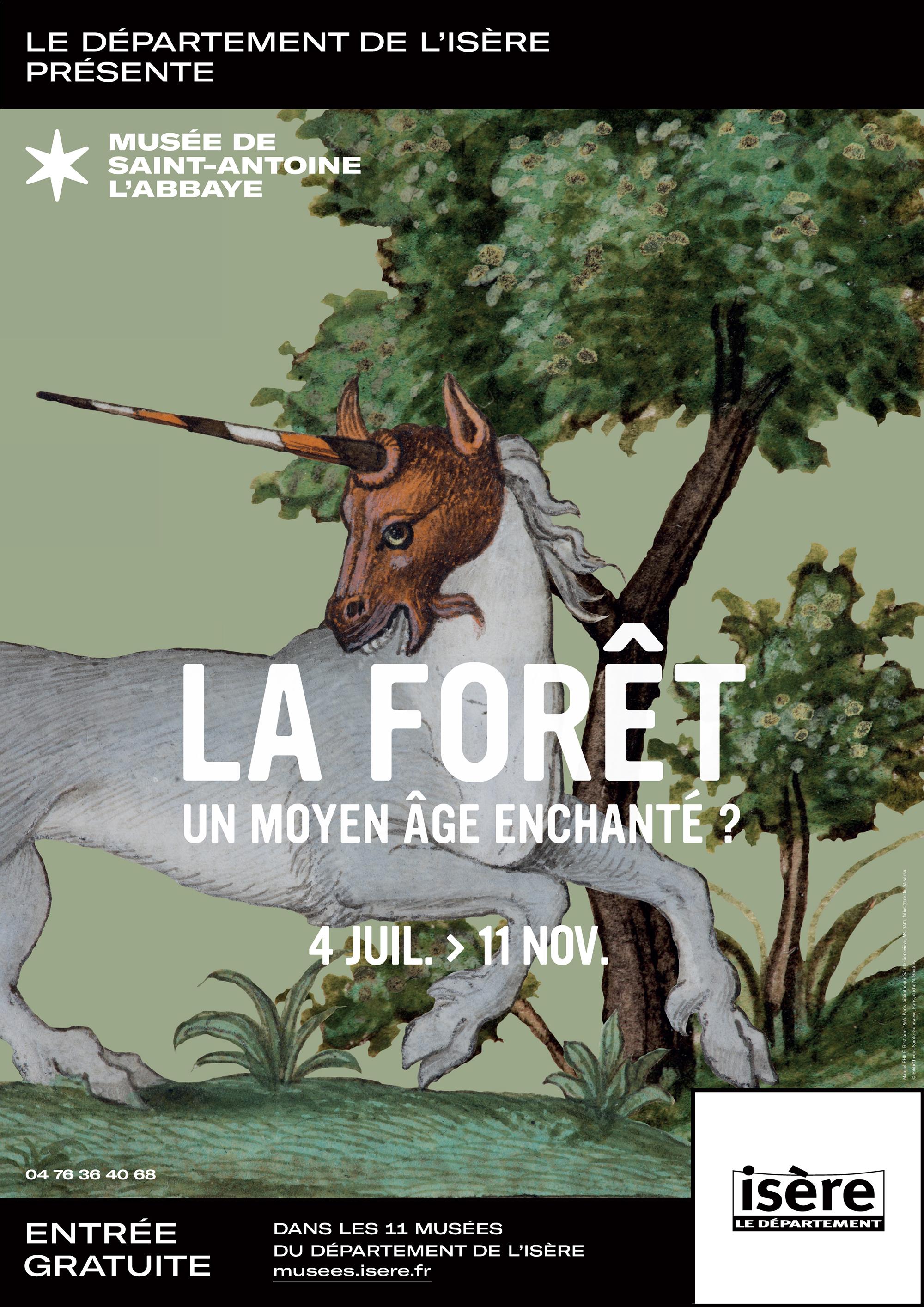 La forêt, un Moyen-Âge enchanté
